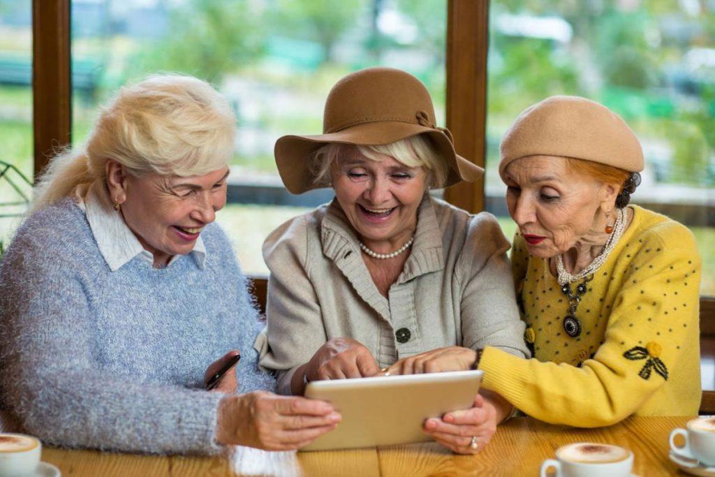 memória em idosos