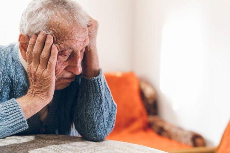saúde mental de idosos