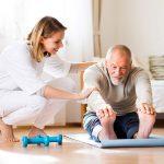 Fisioterapia para idosos: como a prática ajuda na reabilitação e autonomia