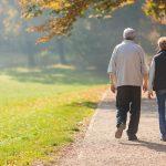 7 benefícios da caminhada para a saúde do idoso